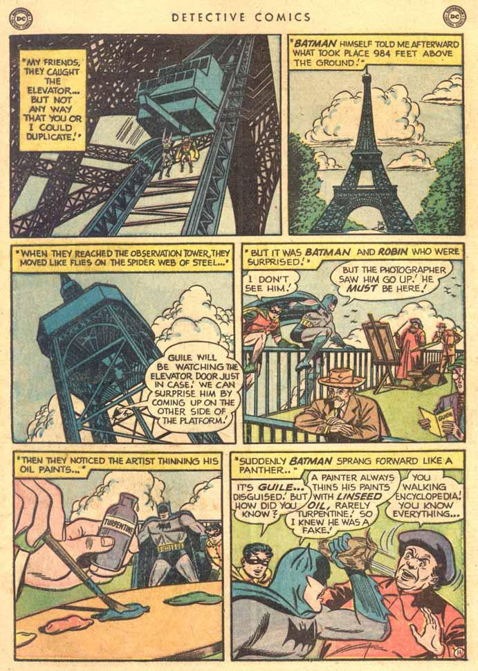 Read online Detective Comics (1937) comic -  Issue #160 - 13