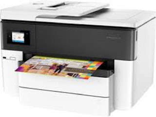 Picture HP OfficeJet Pro 7740 Printer