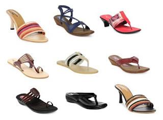 Myntra's Amazing Offer on Portia Ladies Footwear: Buy 1 Get 1 FREE