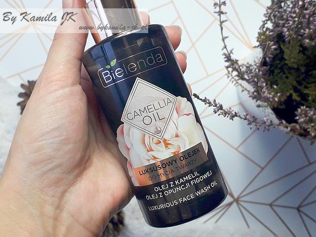 Bielenda Camellia Oil olejek do mycia twarzy