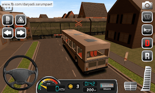 Foneboy Motorbus Simulator 2015 Apk Android Game Download + Review