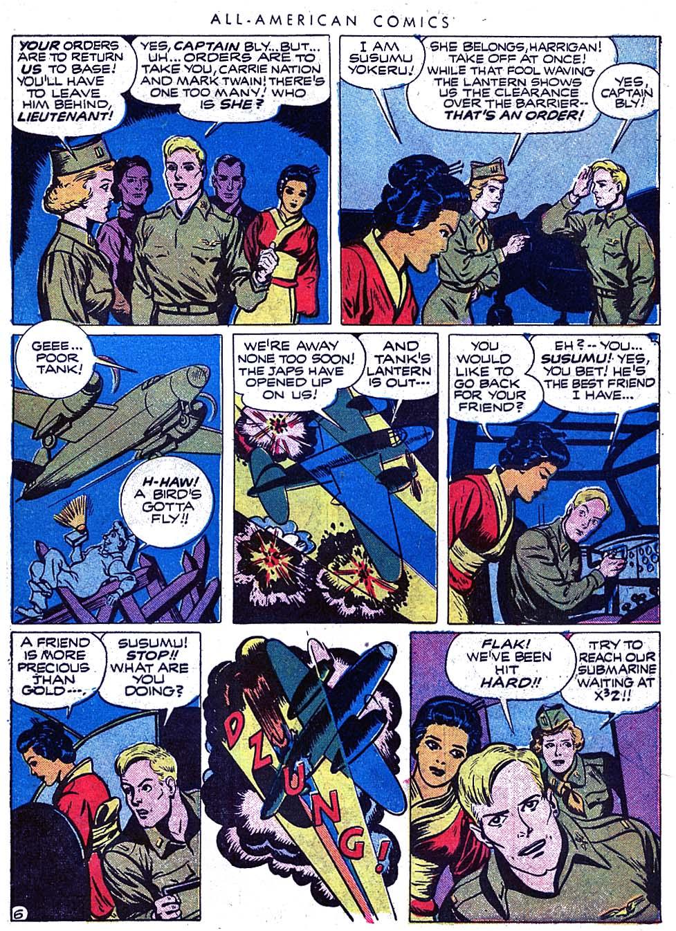 Read online All-American Comics (1939) comic -  Issue #63 - 47