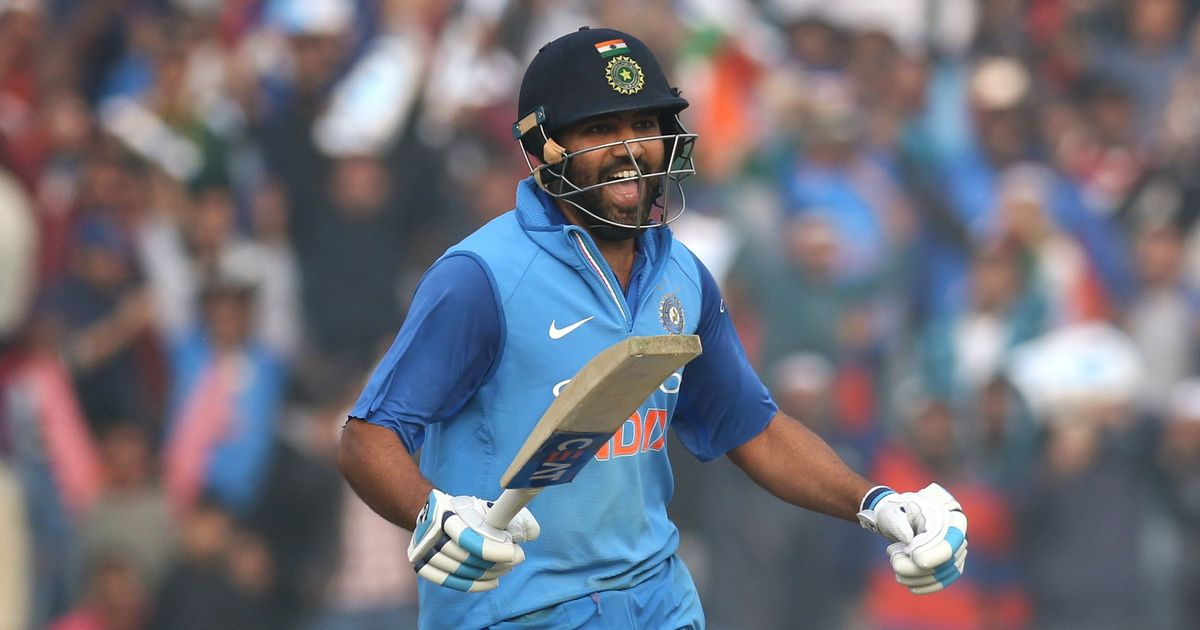 7 Facts from Rohit Sharma's amazing 208 - CricBlog
