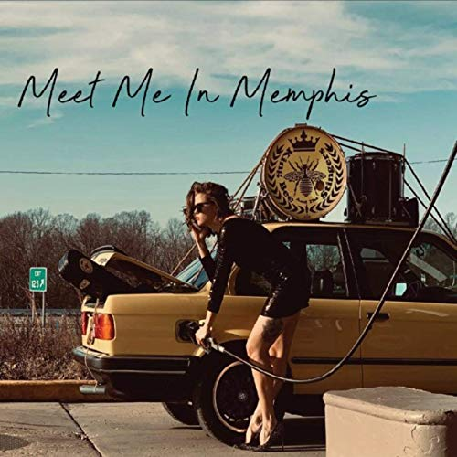 Bman's Blues Report: King Bee & The Stingers - Meet Me In Memphis