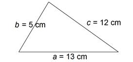contoh soal menghitung keliling segitiga