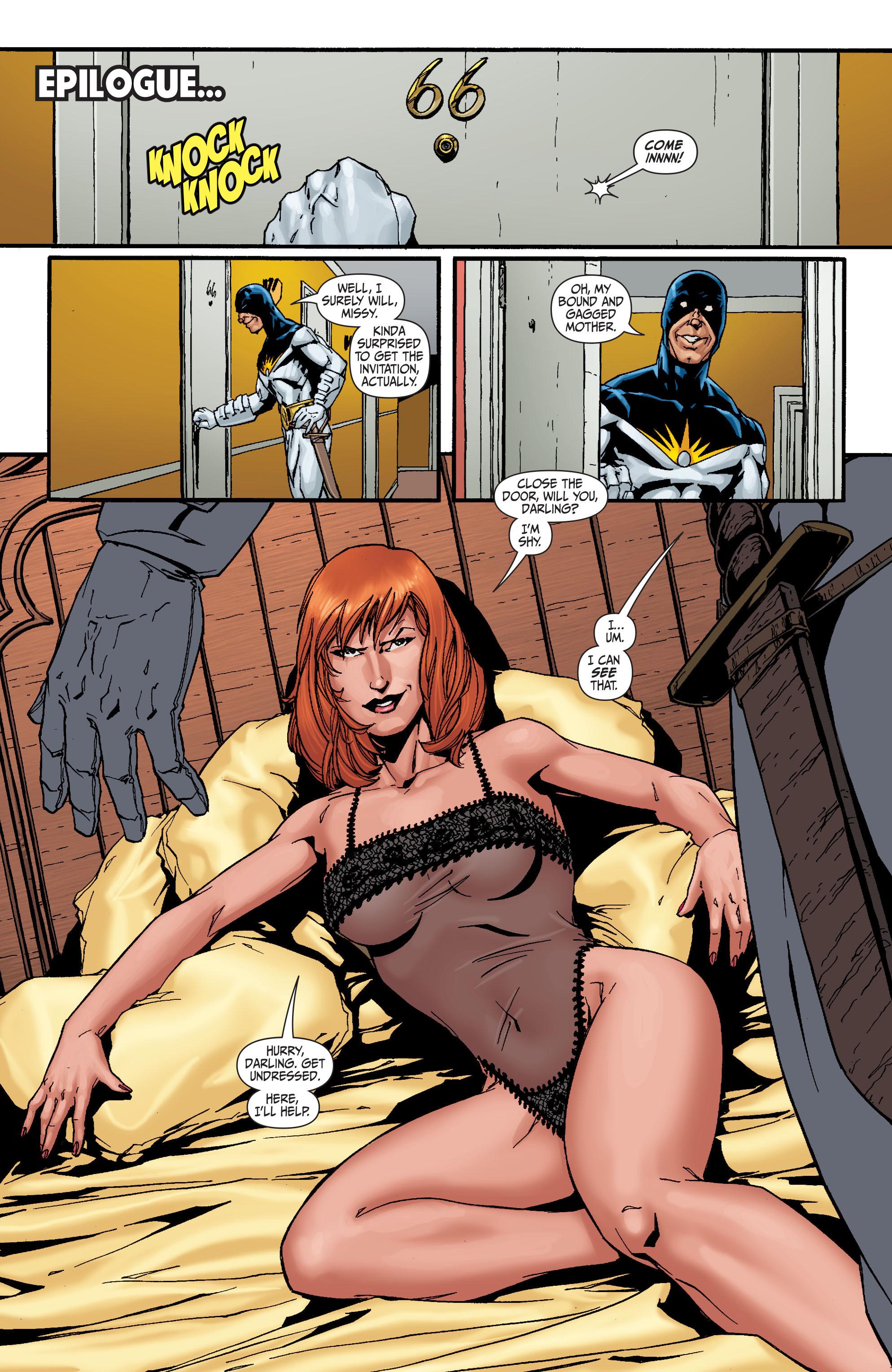 Read online Secret Six (2008) comic -  Issue #28 - 20