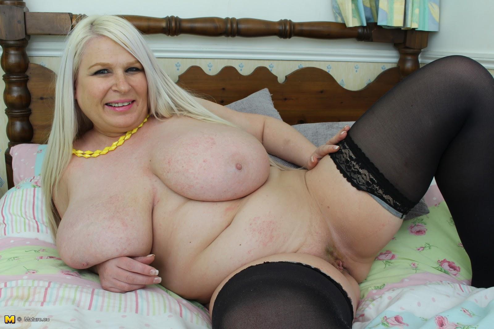 Big Breasted Older Women
