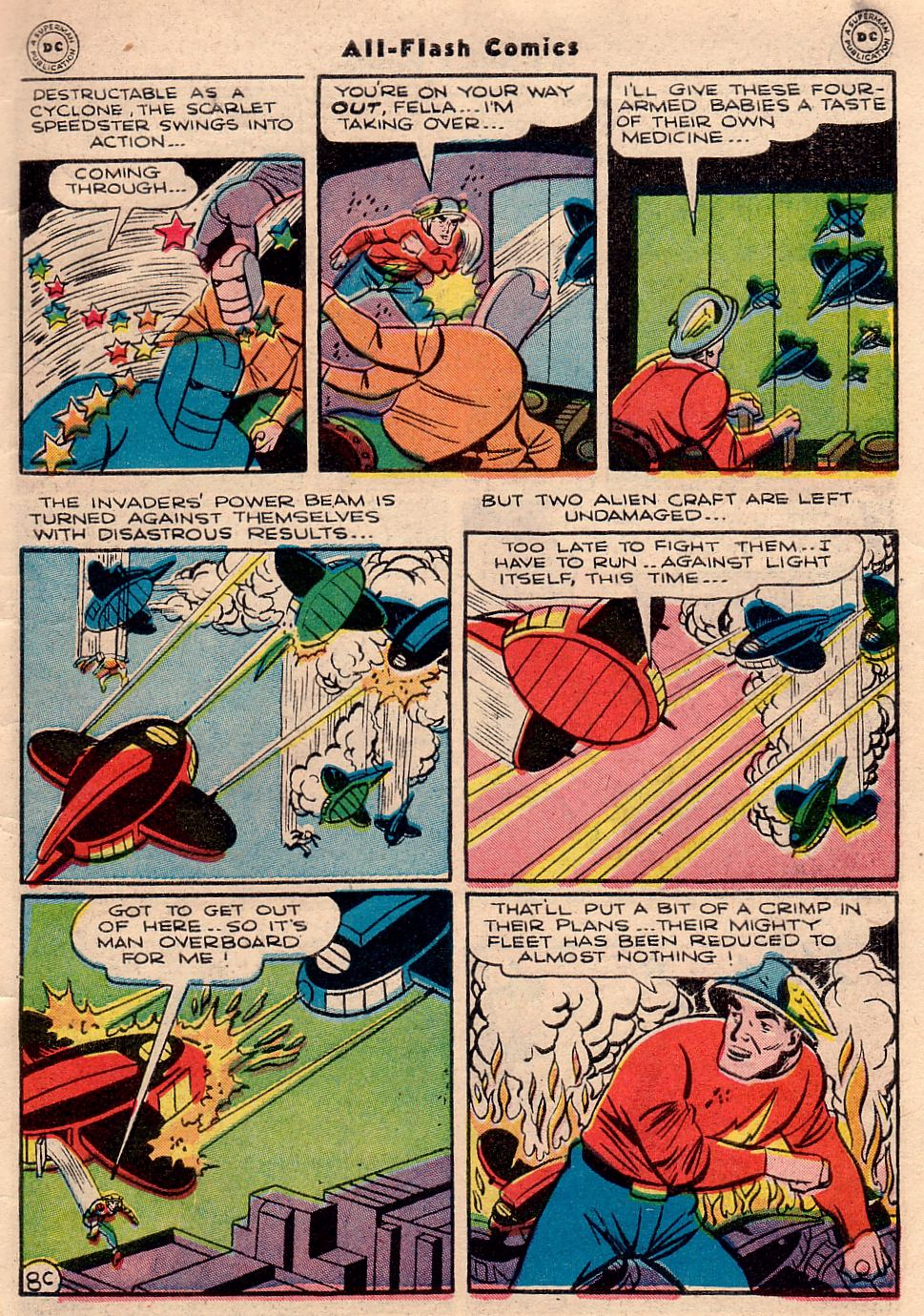 Read online All-Flash comic -  Issue #23 - 44