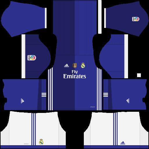 Real Madrid Fc Kit Url