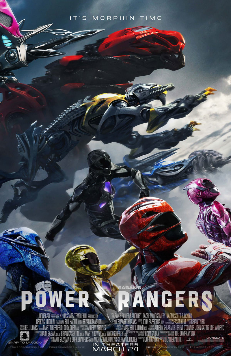 Power Rangers - Movie Review Malay
