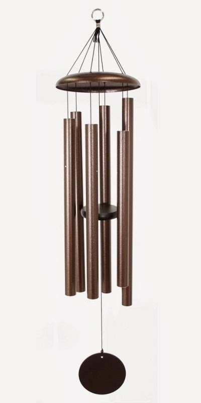 Enter to win Corinthian Bells Wind Chimes. Ends 1/31.