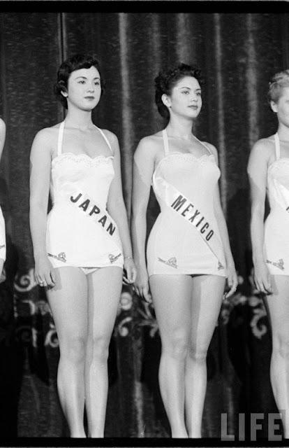 Miss Universe 1953 Vintage Everyday