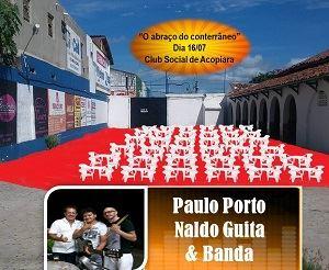 Paulo Porto, Naldo guita e banda