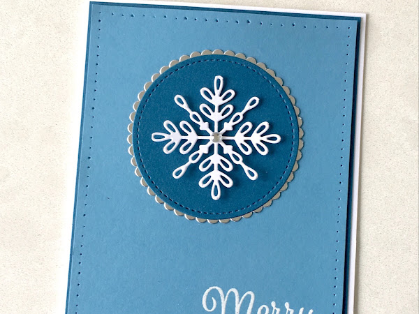 Ink it! Stamp it! Blog Hop - Christmas theme