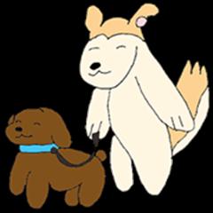 missing fine dog hariel