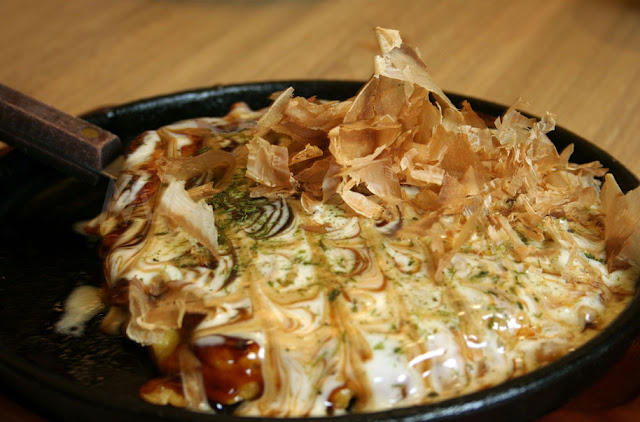 Butatama Okonomiyaki Chibo The Podium