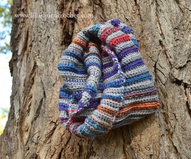 Forest Fog Crochet Cowl by Lilla Bjorn Crochet