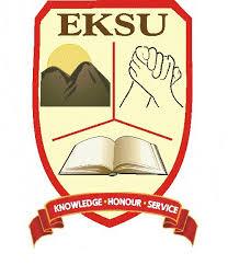 EKSU Post UTME Screening Form 2018