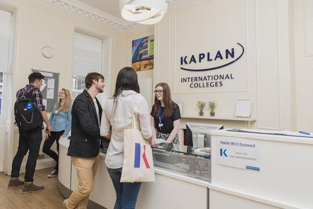 Kaplan International Colleges em Londres