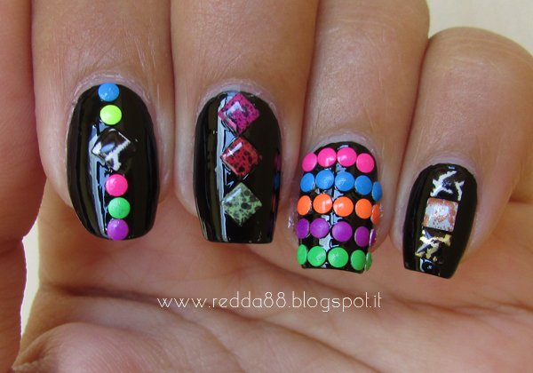 born pretty store, nail studs, 3D decoration, nail art