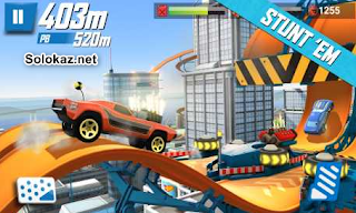 Hot Wheels: Race Off Mod Apk v 1.3899 Unlimited Money Gratis Terbaru (New Update)