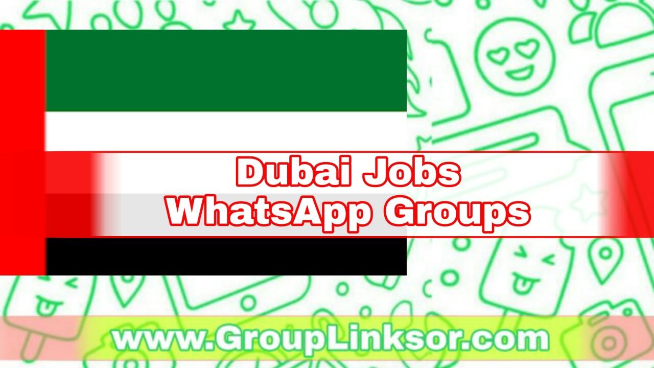 Job Whatsapp Group Link - 2020 Jobs WhatsApp Group Link Join - Group
