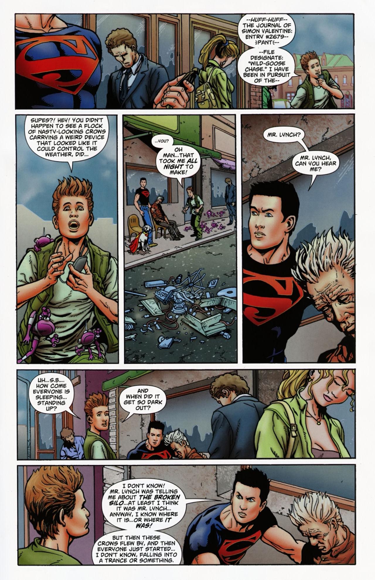 Superboy [I] Issue #8 #8 - English 31