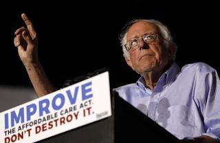 Sanders keeping door open on 2020