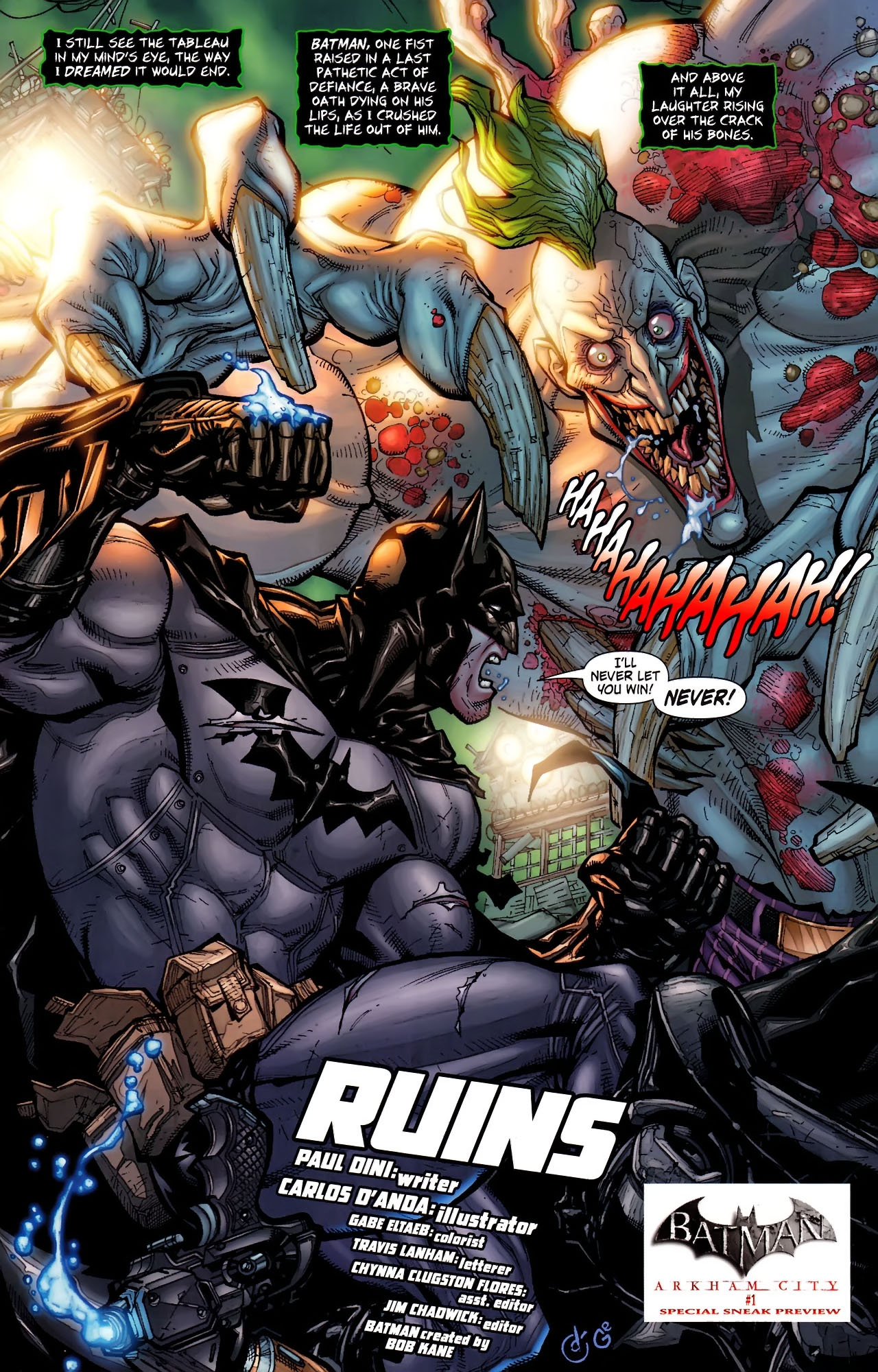 Read online Wonder Woman (2006) comic -  Issue #610 - 25