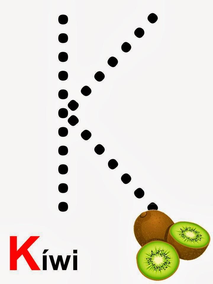 alfabeto kíwi