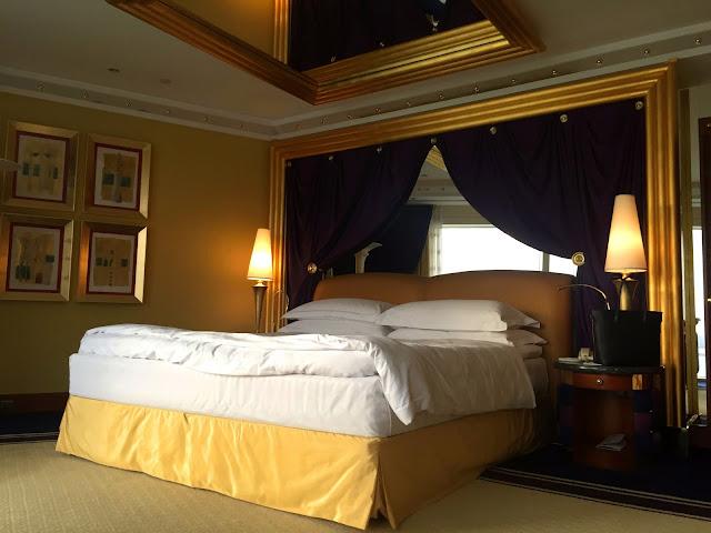 Burj Al Arab Review - Luxury Suite - Vegan Dubai Travel