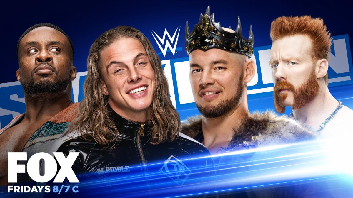 WWE SmackDown Results - September 4, 2020