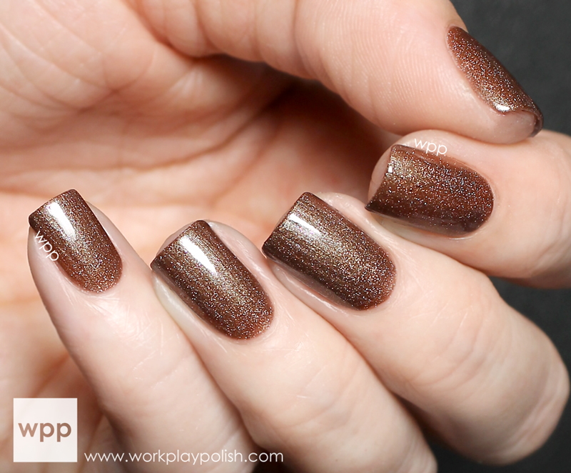 Vivid Lacquer Band Candy