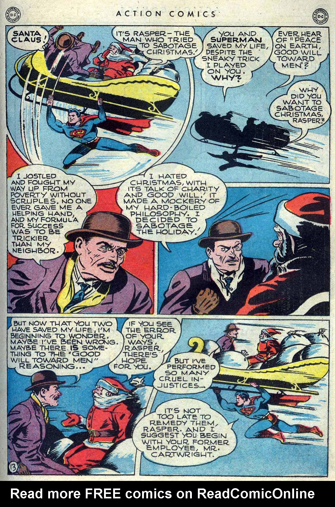 Read online Action Comics (1938) comic -  Issue #105 - 15