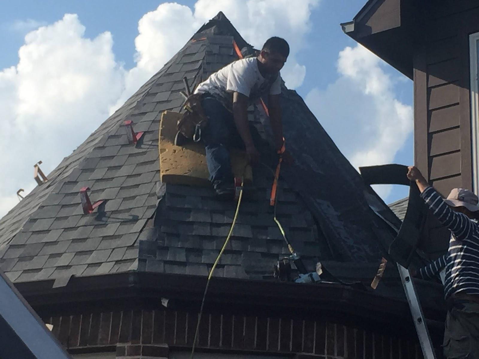 Better Roof Conical Roof Repair Replacement And Precautions