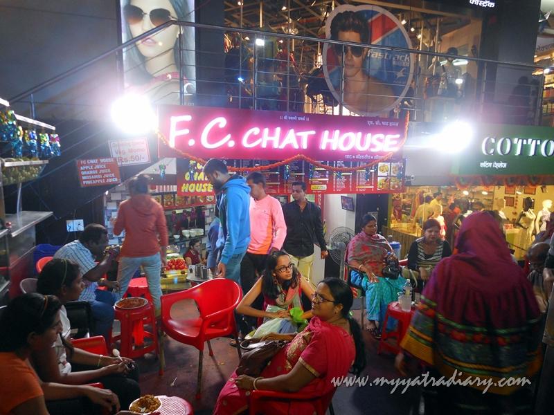 F.C. Chaat House, Pune