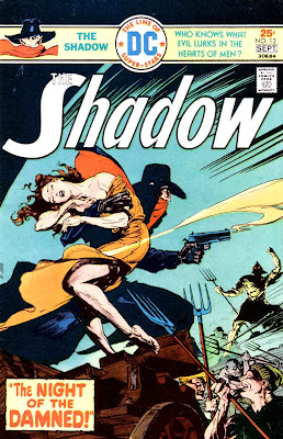 The Shadow #12, Mike Kaluta