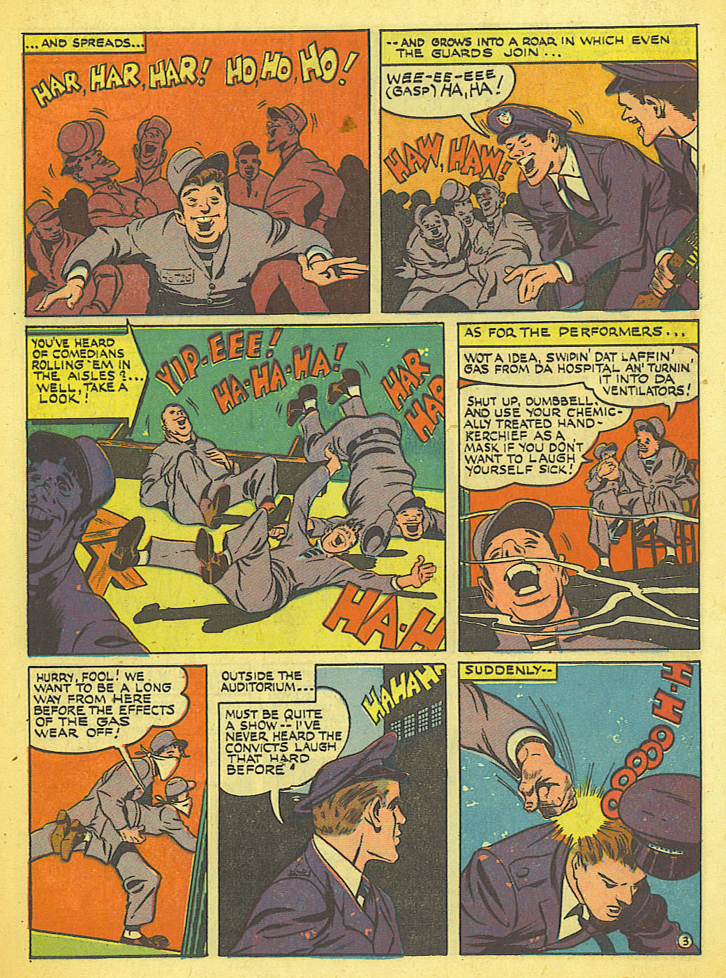 Read online Action Comics (1938) comic -  Issue #58 - 17