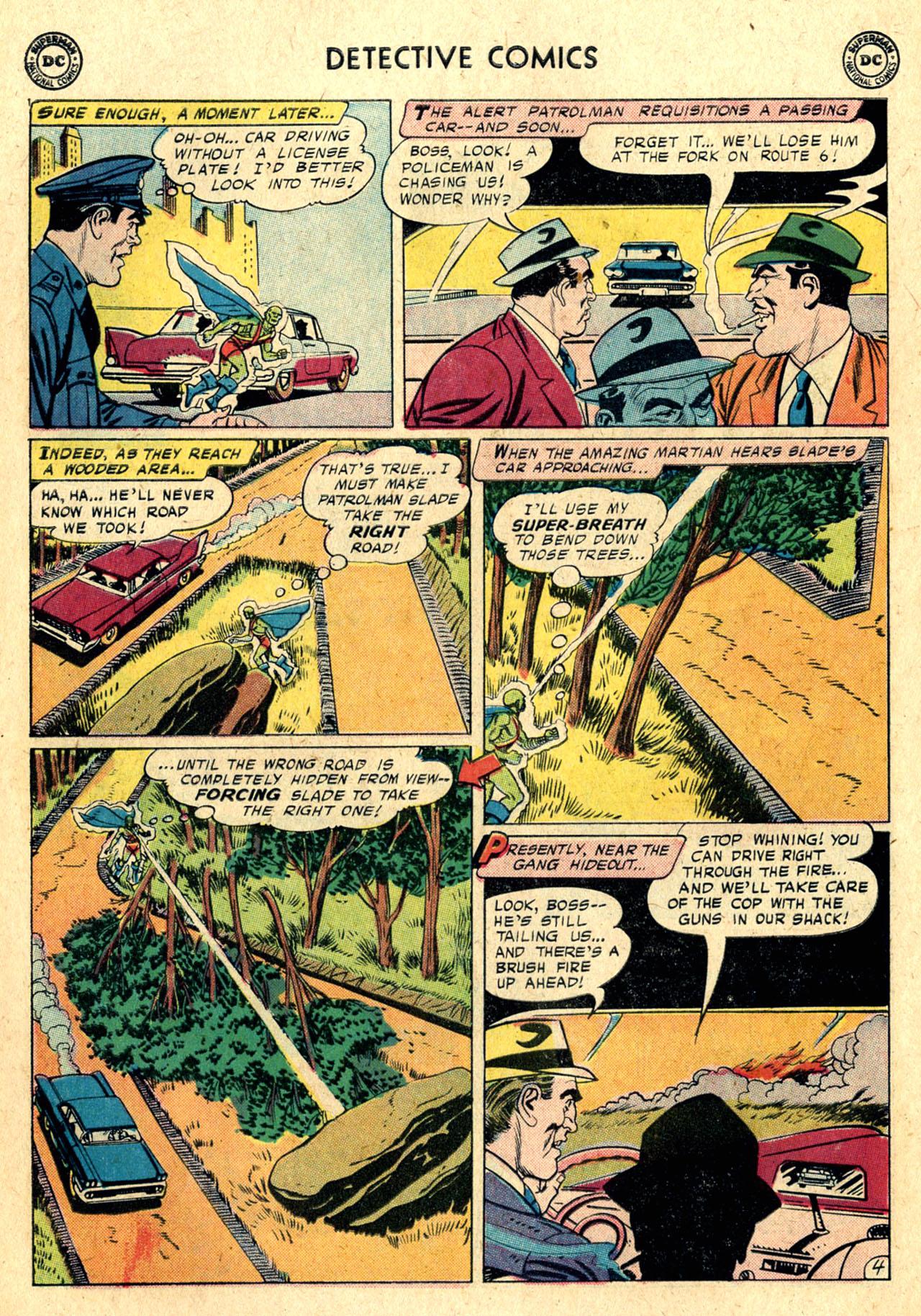 Read online Detective Comics (1937) comic -  Issue #260 - 30