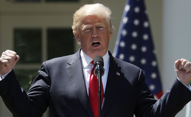 Trump warns Iran: 'Don't restart your nuclear weapons program ...