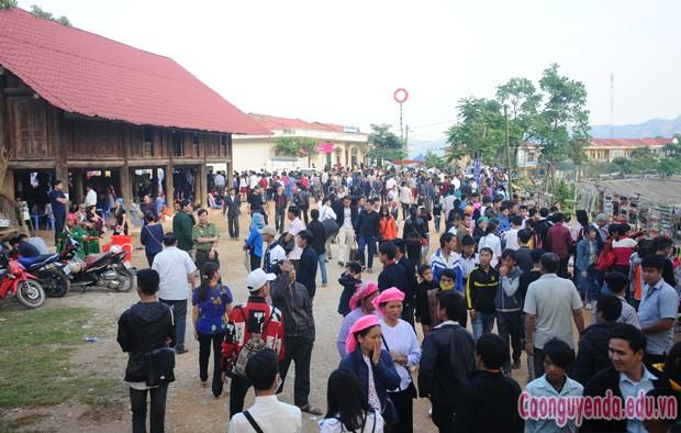 Lễ hội chợ tình Khâu Vai 2019