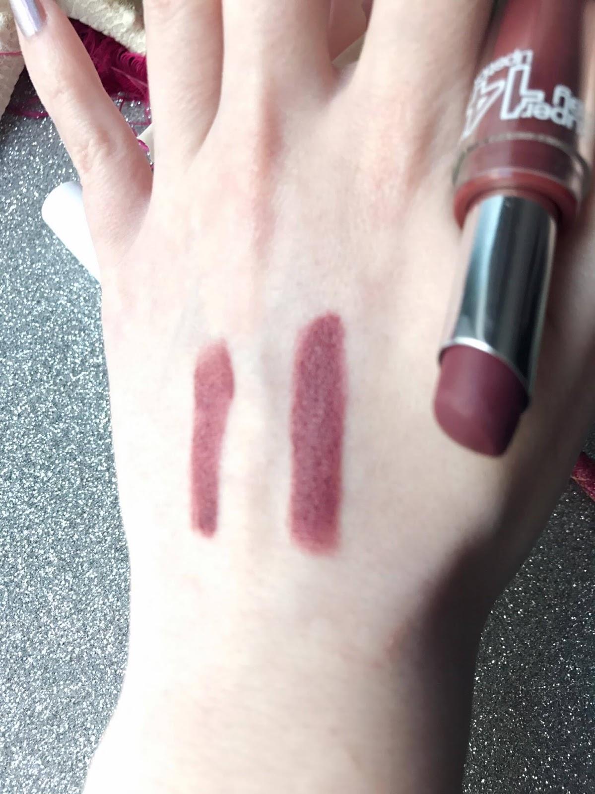 1 ürün 2 Yorum Maybelline Super Stay 14 Hr Lipstick 260 Always
