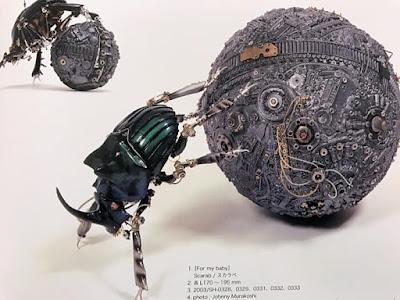機械昆虫製作のすべて