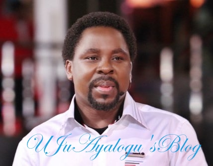 5 Policemen Allegedly Go Blind After Attempting To Arrest T.B. Joshua's Spiritual Son