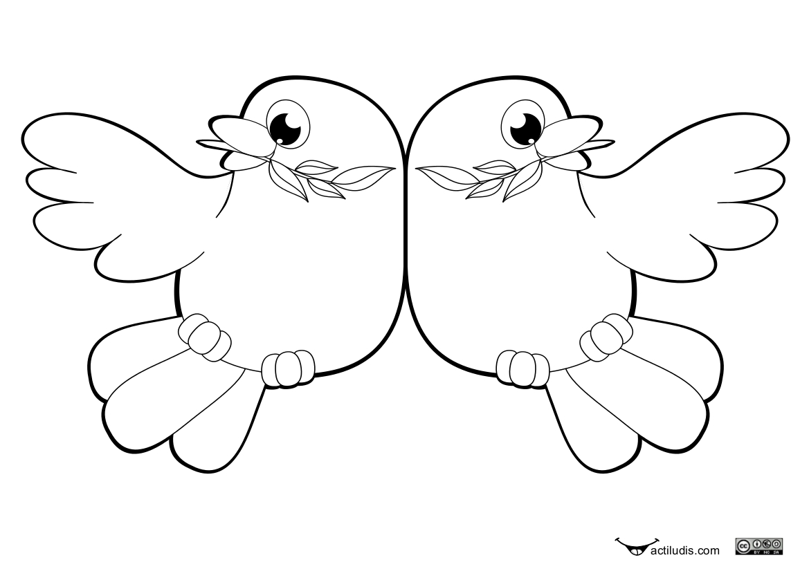 Dibujos De Paz