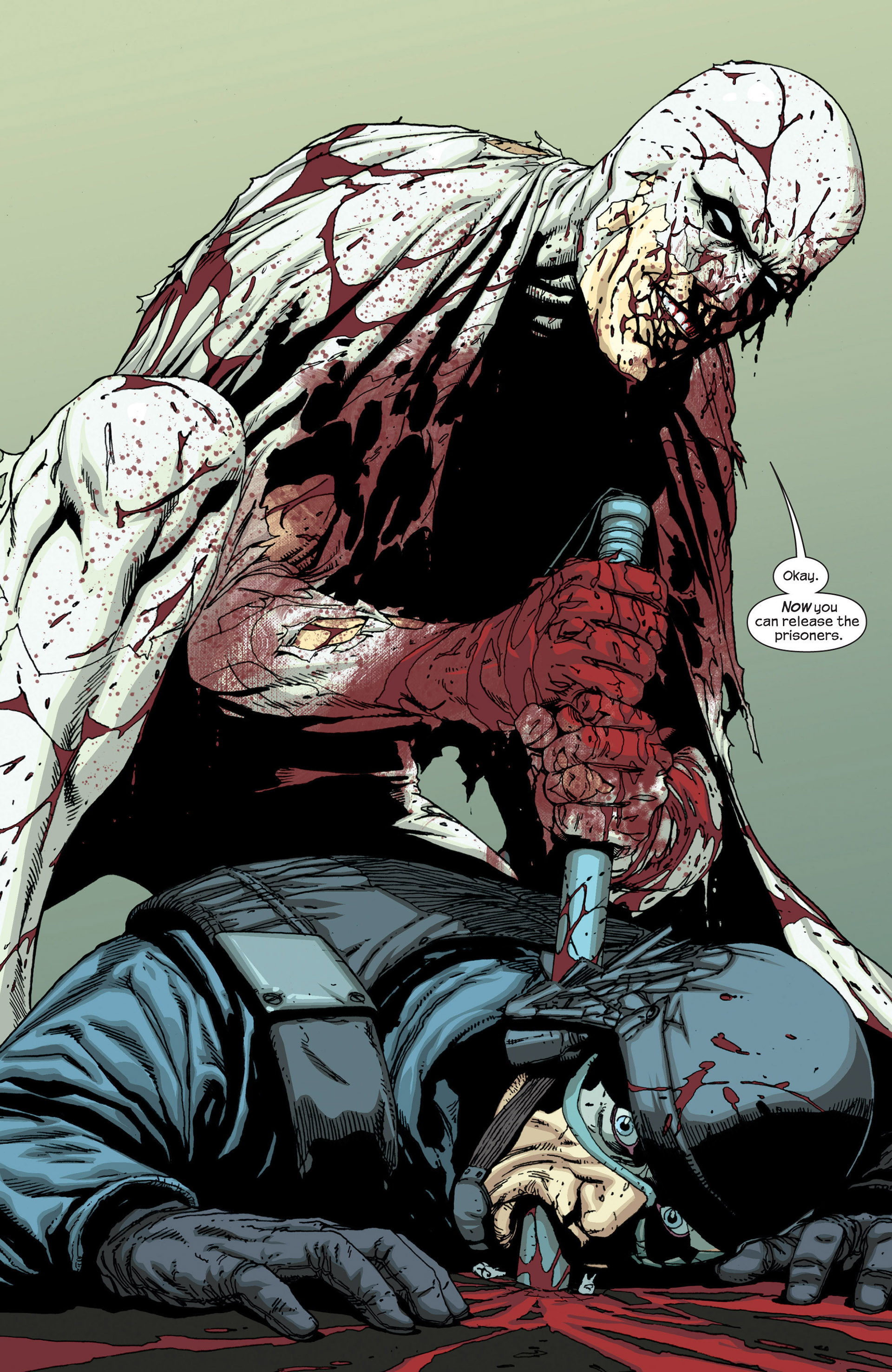 Read online Millar & McNiven's Nemesis comic -  Issue #3 - 13