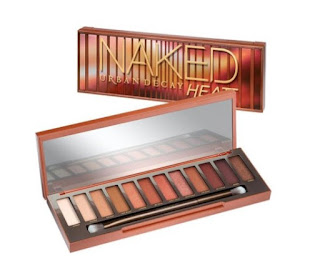 Urban Decay Cosmetics, Urban Decay Naked Heat Collection, URBAN DECAY NAKED HEAT Collection, Naked Heat Eyeshadow Palette, Urban Decay Naked Heat