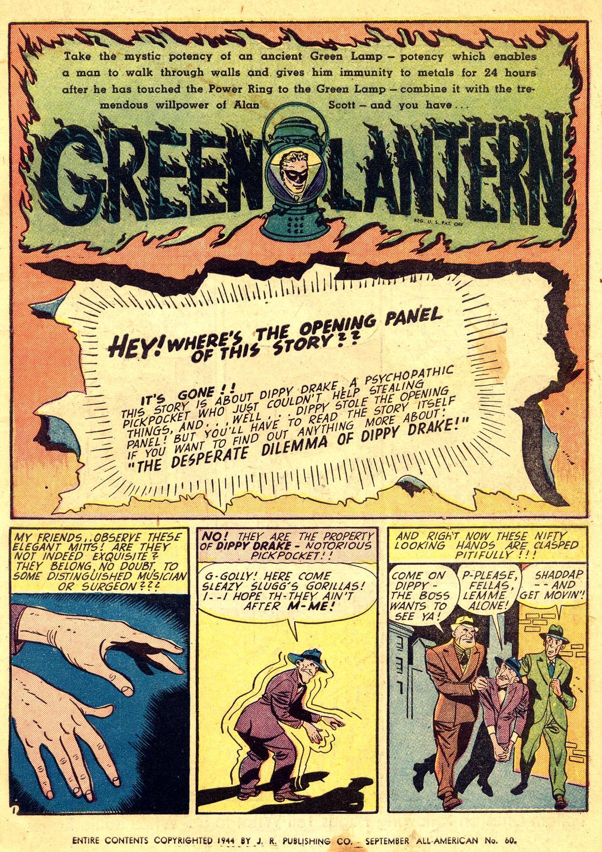 Read online All-American Comics (1939) comic -  Issue #60 - 3