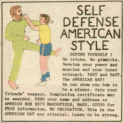 Self-Defense American Style