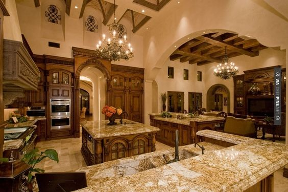 Tuscan Kitchen Decorating Ideas | Living Rooms Gallery